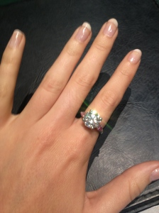 5.5 Carat Diamond Ring