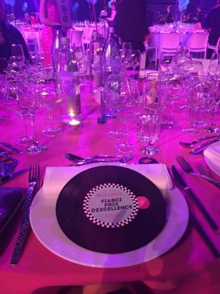 Fiabci Awards dinner